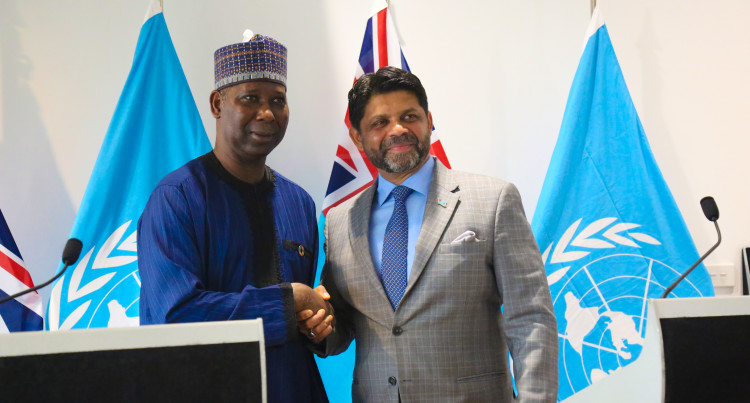 Acting PM Calls For Deeper International Collaboration