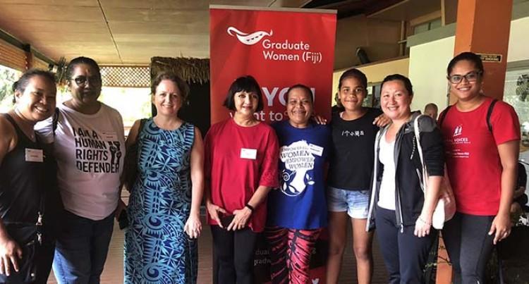 Mentoring Walk Aims To Expand Women Power