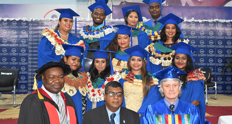 Pioneering Veterinary Graduates Are Expected To Benefit Fiji's Livestock Sector
