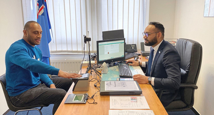 ePassport Application For Fijians In Europe Available In Brussels