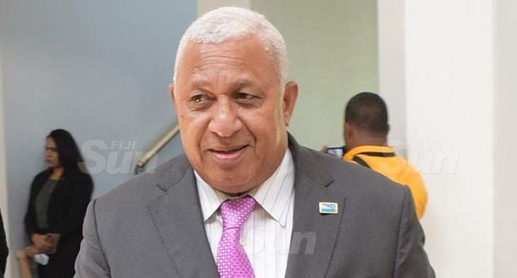 Prime Minister Voreqe Bainimarama's Reply To COVID-19 Budget Response