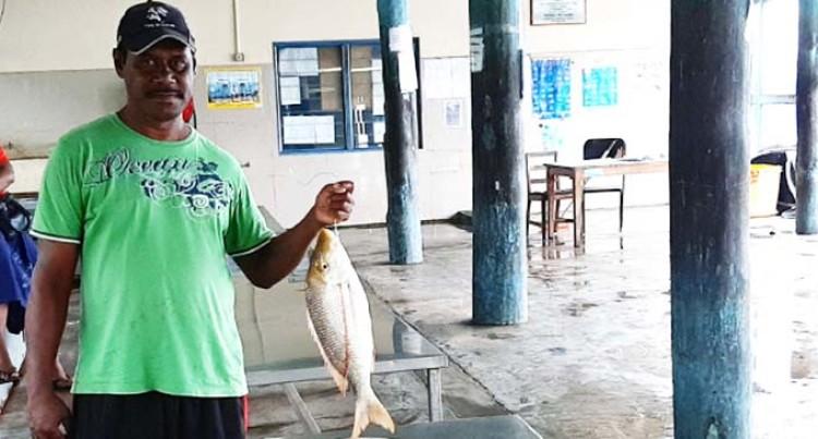Fisher Grateful, Chiefs Permit Fishing