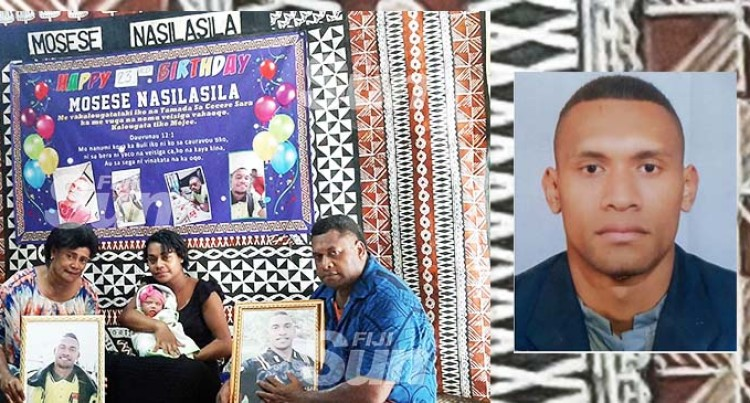 Family Celebrates Mosese's Life With Friends, Relatives