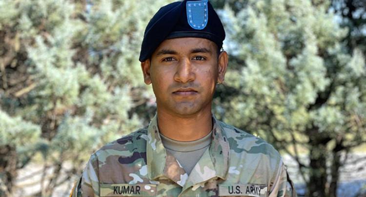 Ba Lad Graduates In US Army