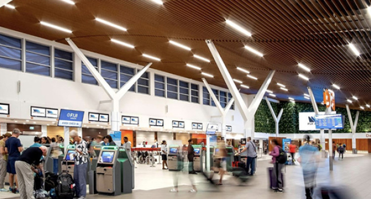Fiji Airports Management Take Bigger Pay Cut