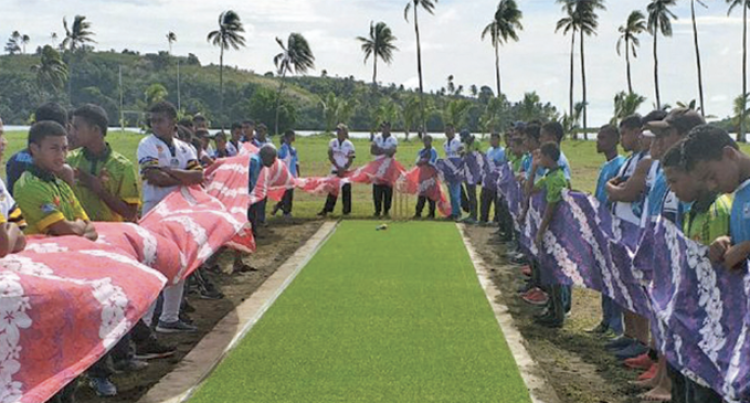 Grassroots Development Way Forward For Cricket Fiji
