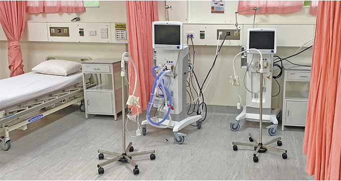 The Makoi isolation facility is ready to serve any pregnant woman who tests positive for COVID-19.