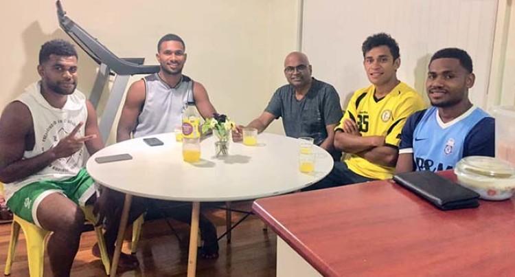 Ex-U23 Duo Settle In Well: Kumar