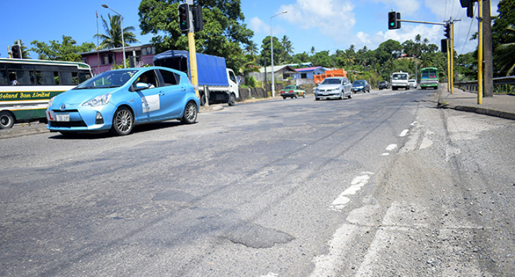 Suva City's Worst Roads?
