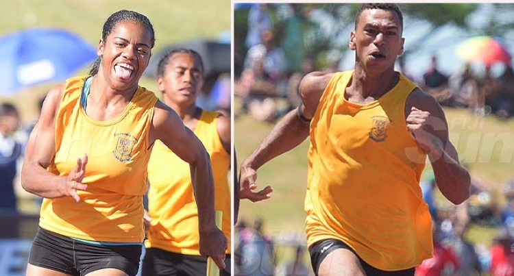 Grammar Duo Fastest At Suva Zone Two