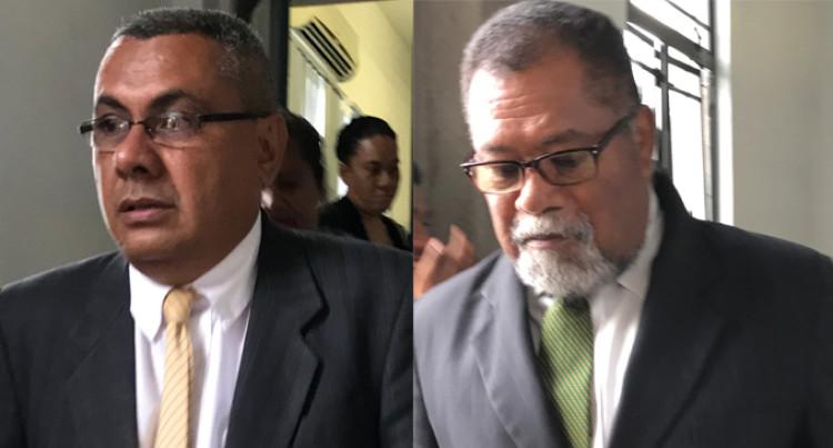 Judge Dismisses Padarath, Vakaloloma Appeal Case
