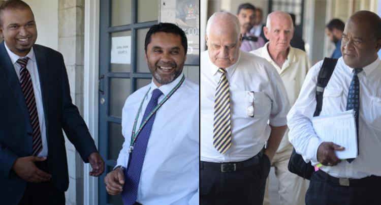 Sayed-Khaiyum vs Nawaikula: FBC Boss Argues Post Caused Disrepute, Damage; Nawaikula says No