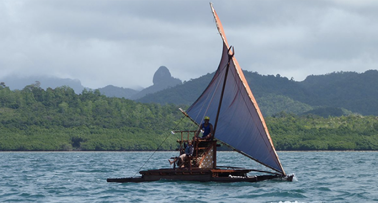 Rebuilding Fijian Canoes Target Cicia, Lau Village Youths