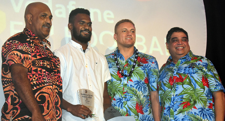 Lift Your Game, Fiji Football Association Told