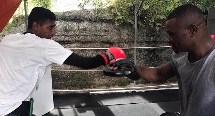 Boxing Returns To Suva