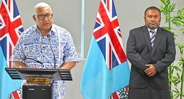 Fijian Prime Minister Urging Fijians To Take Self-Isolation Seriously, Saying It's Not A Joke