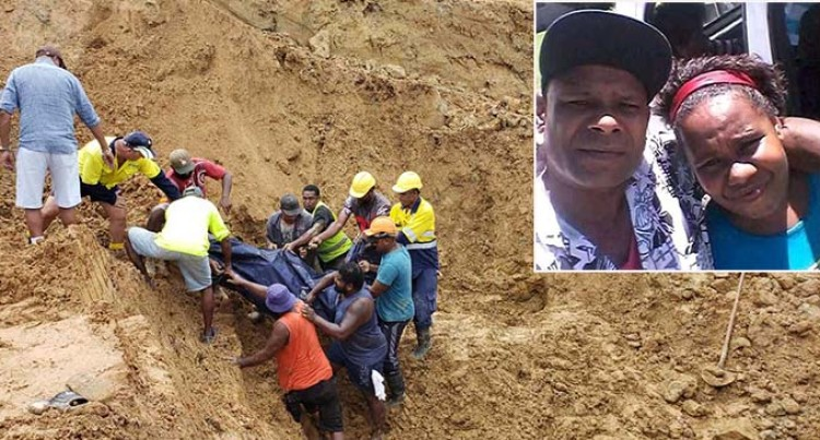 Mau Quarry Landslide: Ralulu Siblings Now Without Parents