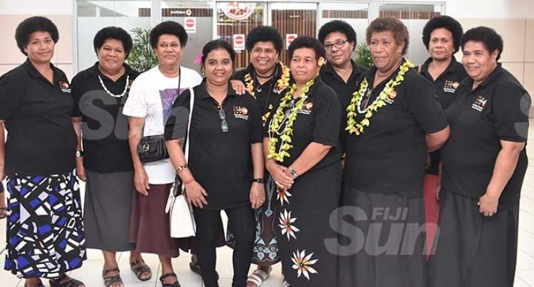 Retired Midwives Return From Samoa
