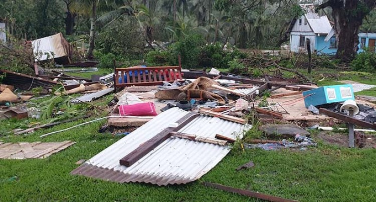 Tropical Cyclone Harold Injures 26