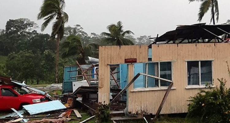 Cyclone Harold: Police Deployed To Tailevu, 9 Homes Destroyed, Several Injured