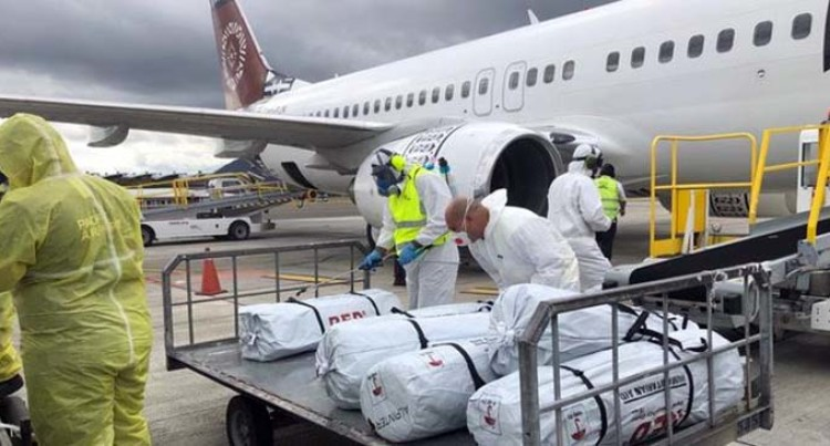 French Govt. Assists Fiji With Supplies For Families Affected By Cyclone Harold