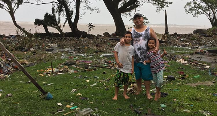 Cyclone Harold: Frightful Experience For Lautoka Resident
