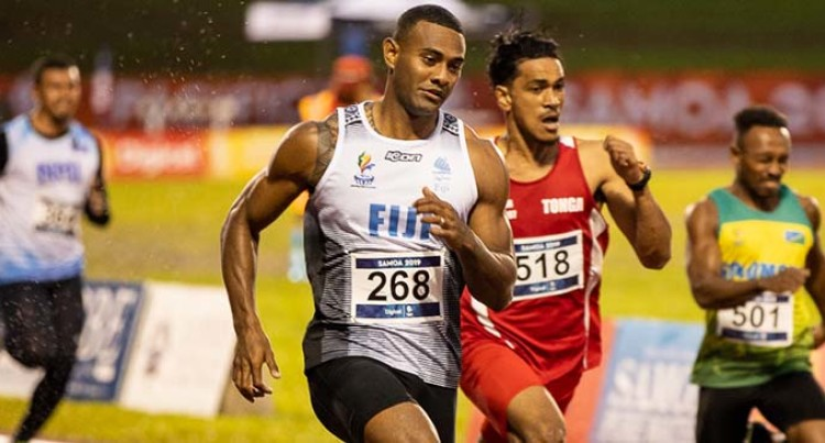 Athletes Wait For Olympic Qualifiers