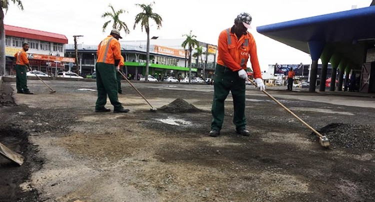 COVID-19: Council Workers Maintain Clean City