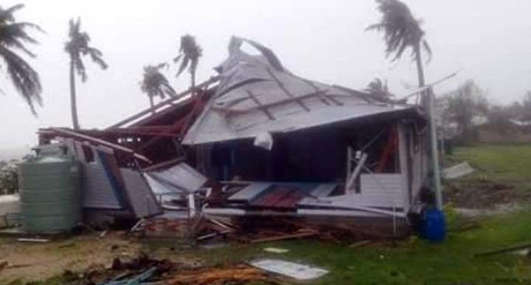 Cyclone Harold: First Fatality Recorded, A 66-Year-Old Man On Kadavu