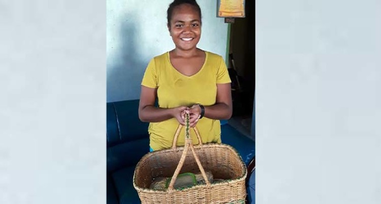 13-Year-Old Carries Easter Spirit In Basket Of Love