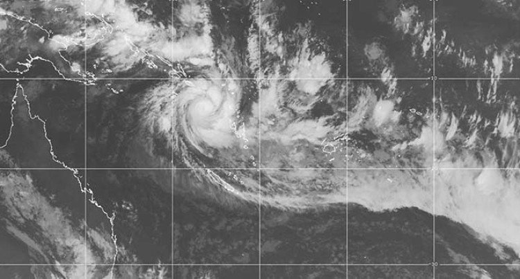 Weather: TC Harold Expected To Track Southwest Of The Fiji Group Next Week