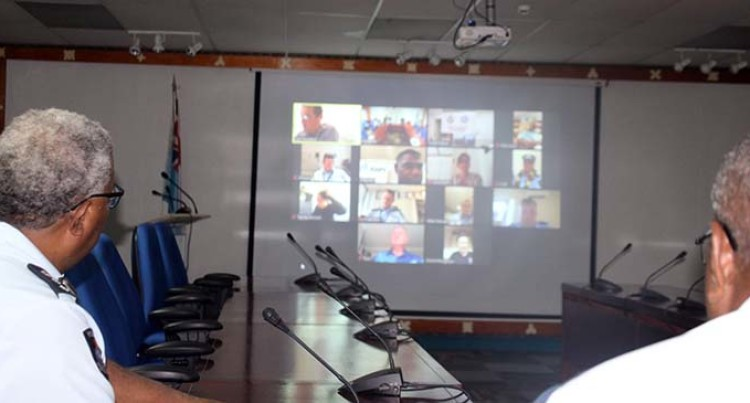 Pacific Islands Chiefs Of Police Discuss Impacts Of COVID-19 Via Skype Session