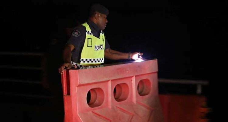 COVID-19: Checkpoints Bordering Suva Lockdown Areas Uplifted At 5am