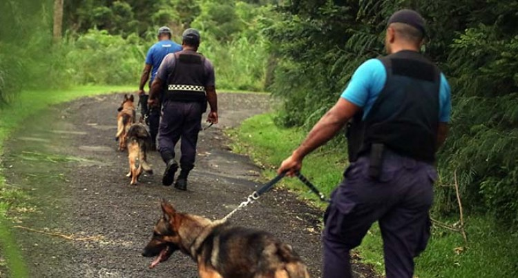K9 Units Deployed To Monitor Unnecessary Movement Within Suva Lockdown