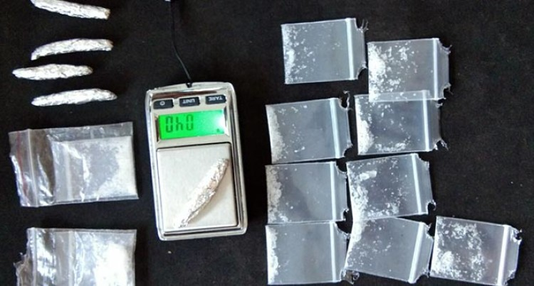 A 29-Year-Old Nabua Bouncer Arrested In Suva For Being In Possession Of Illicit Drugs