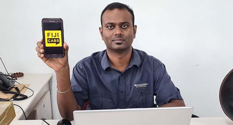 Fiji Cabs App to Assist Fijians Calling for A Taxi