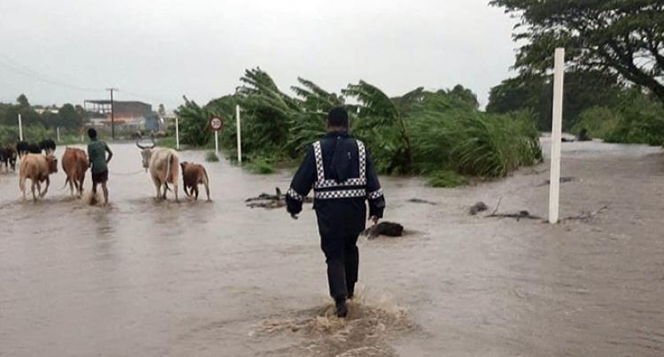 Cyclone Harold: Floods Destroy Shop Goods In Ba