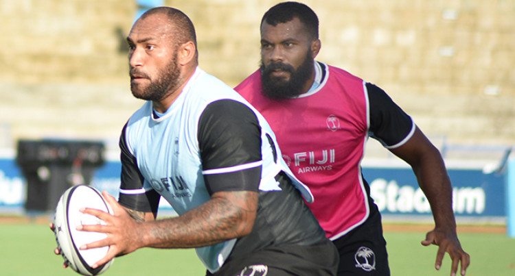 Tough Start For Flying Fijians
