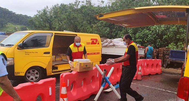 COVID-19: All Hands On Deck For Our Courier Services