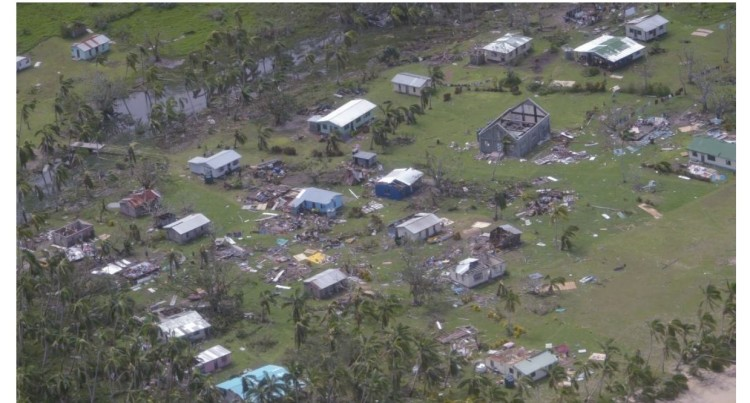 Havoc In Islands After TC Harold,  Aerial  Photos Show
