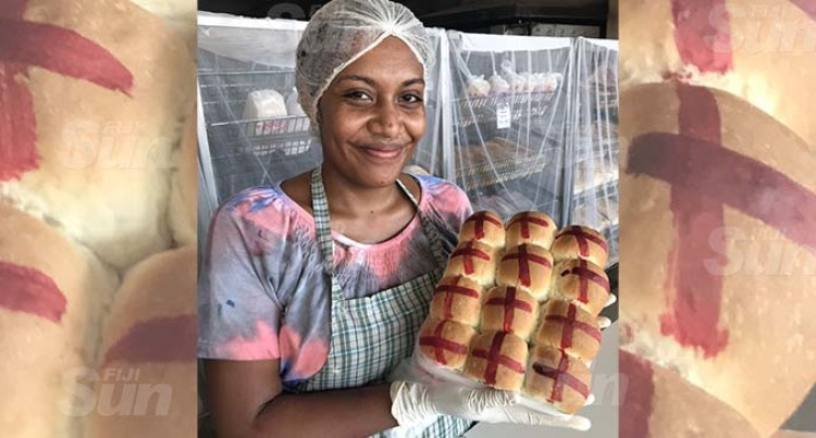 Labasa's Last Source For Hot Cross Buns