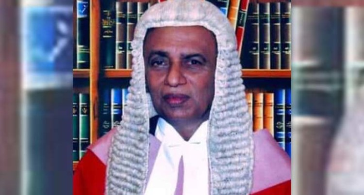 Judiciary Mourns Loss Of Justice Chandra
