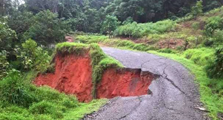 Fiji Roads Authority Warns Motorists To Drive Safely Amidst Wet Weather