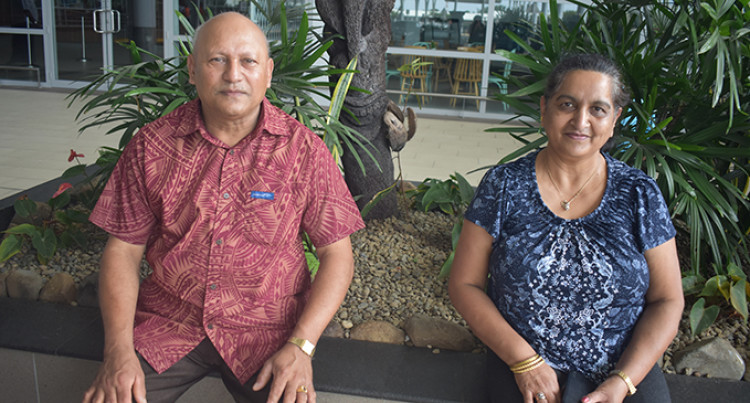 Fijian Couple Living in U.S. Thank Fiji Airways