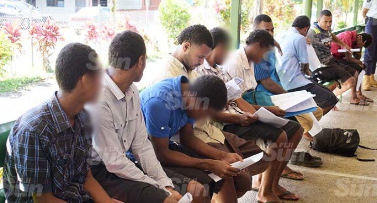 11, Including Juveniles, Appear Before Navua Magistrate