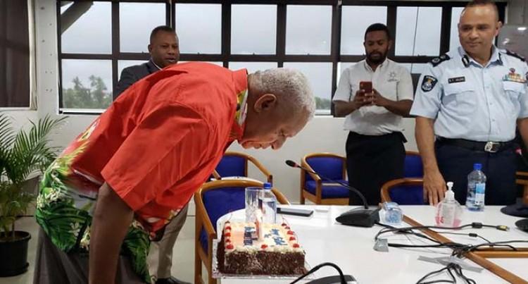 Best Birthday Present: PM On Virus Success