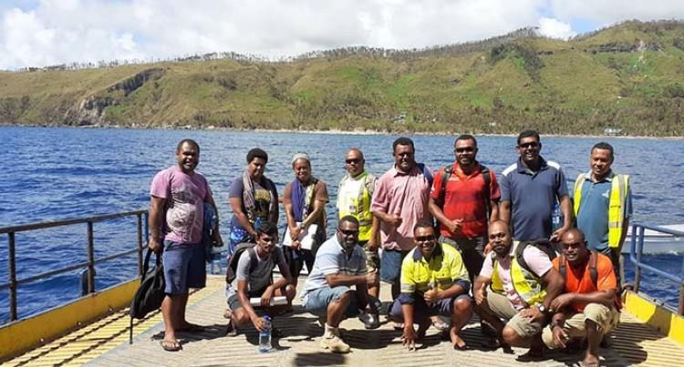 First Tropical Cyclone Harold Relief Teams Return
