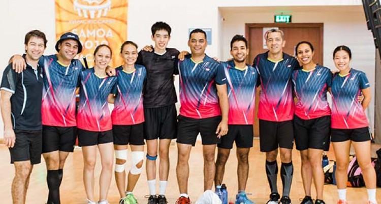Players Await Badminton Meeting