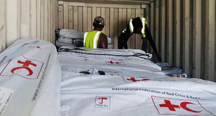 Red Cross Rolls Out Cyclone $200,000 Relief Assistance