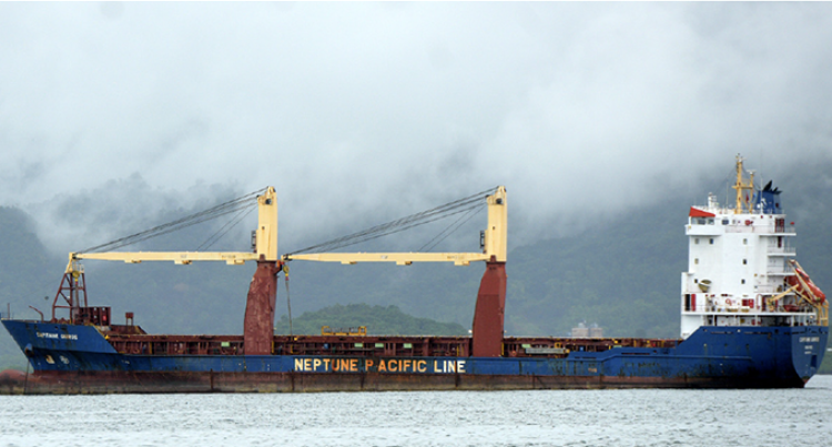Business As Usual: Fiji Ports